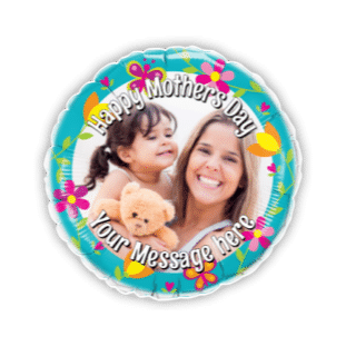 Mother Day Photo Upload Balloon