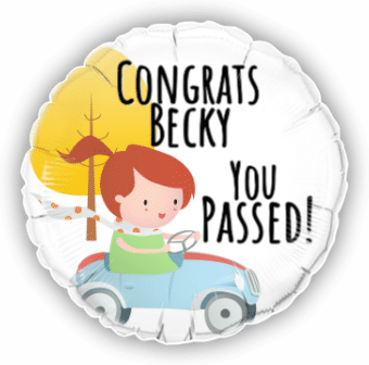 Congrats You Passed