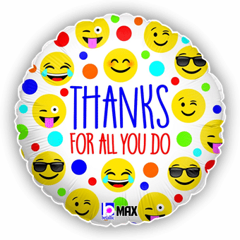 Thanks for All You Do Emojis