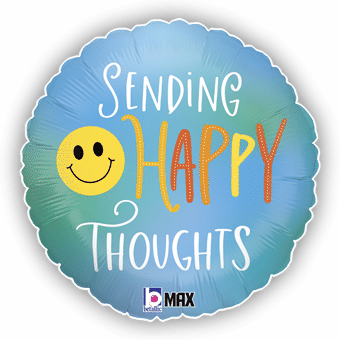 Sending Happy Thoughts