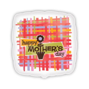 Mothers Day Square Balloon