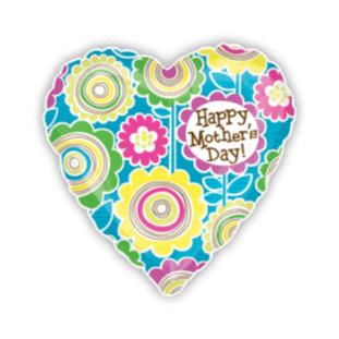 Mothers Day Graphic Balloon