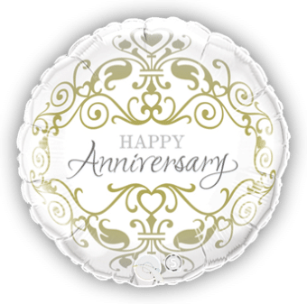 Anniversary Gold and Silver