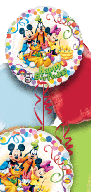 Mickey Mouse and Friends Party Balloon