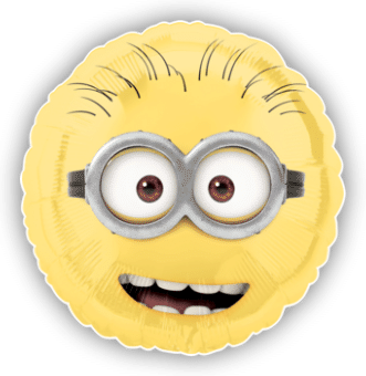 Minions Smiling Face