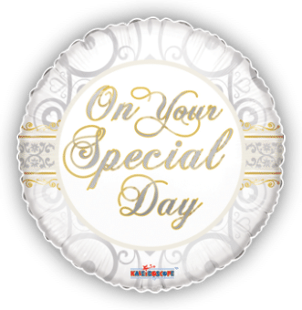 On Your Special Day Elegance