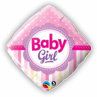 Baby Girl Dots and Stripes