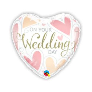On Your Wedding Day Balloon