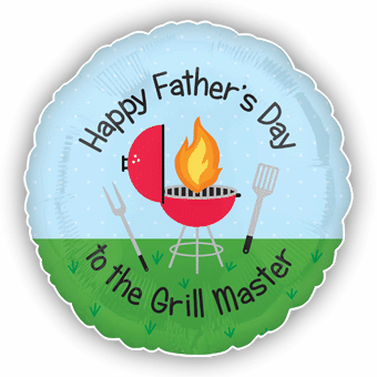 Fathers Day Grill Master BBQ