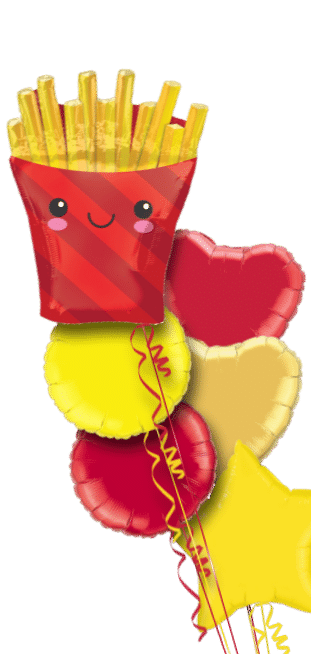 French Fries Balloon