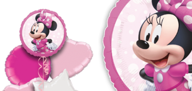 Minnie Mouse Forever Balloon