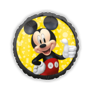 Mickey Mouse Forever Balloon