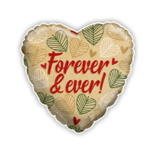 Forever and Ever Balloon