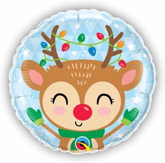 Smiling Rudolph